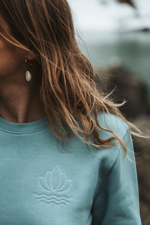 Flow like Waves - Sweater