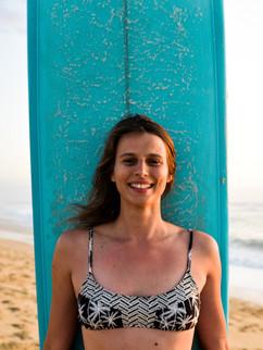 Yoga & Surf, France.
