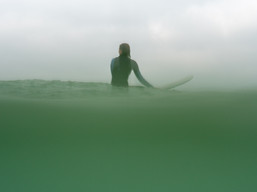 Surfing is my meditation