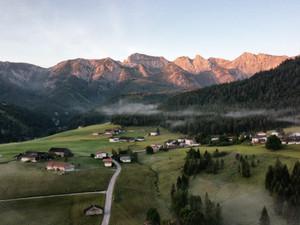YOGA x Berge - Retreats 2021