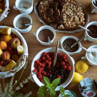 Frühstück Retreat, Navis