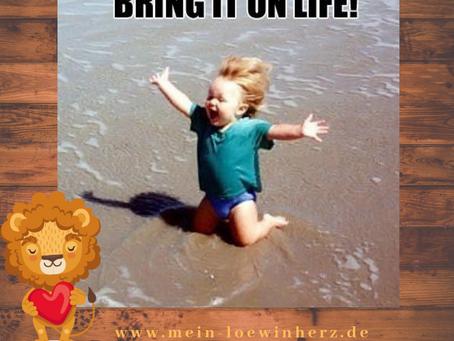 Woher kommt die Lebensfreude?