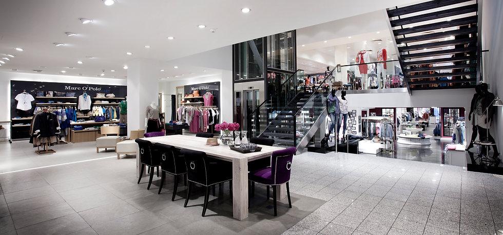 Modehaus Hochstetter - Ihr Shoppingpartner seit 1894 - Damenmode in Trier