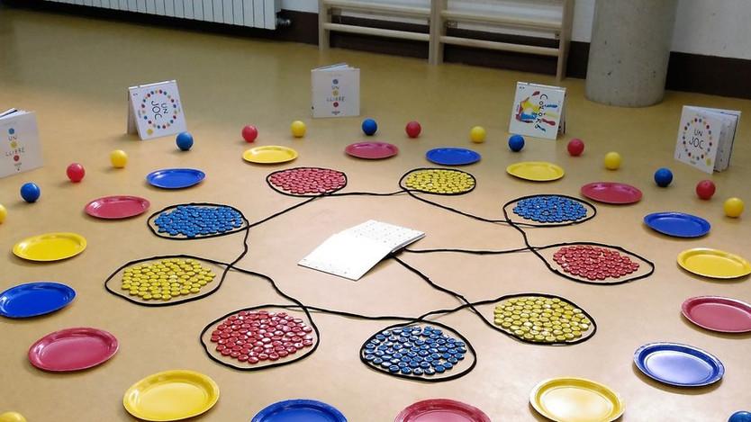 Taller 6: Instal·lacions artístiques i literàries a l'educació infantil, per Marc Alabart