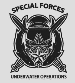 Special Forces Underwater Operations