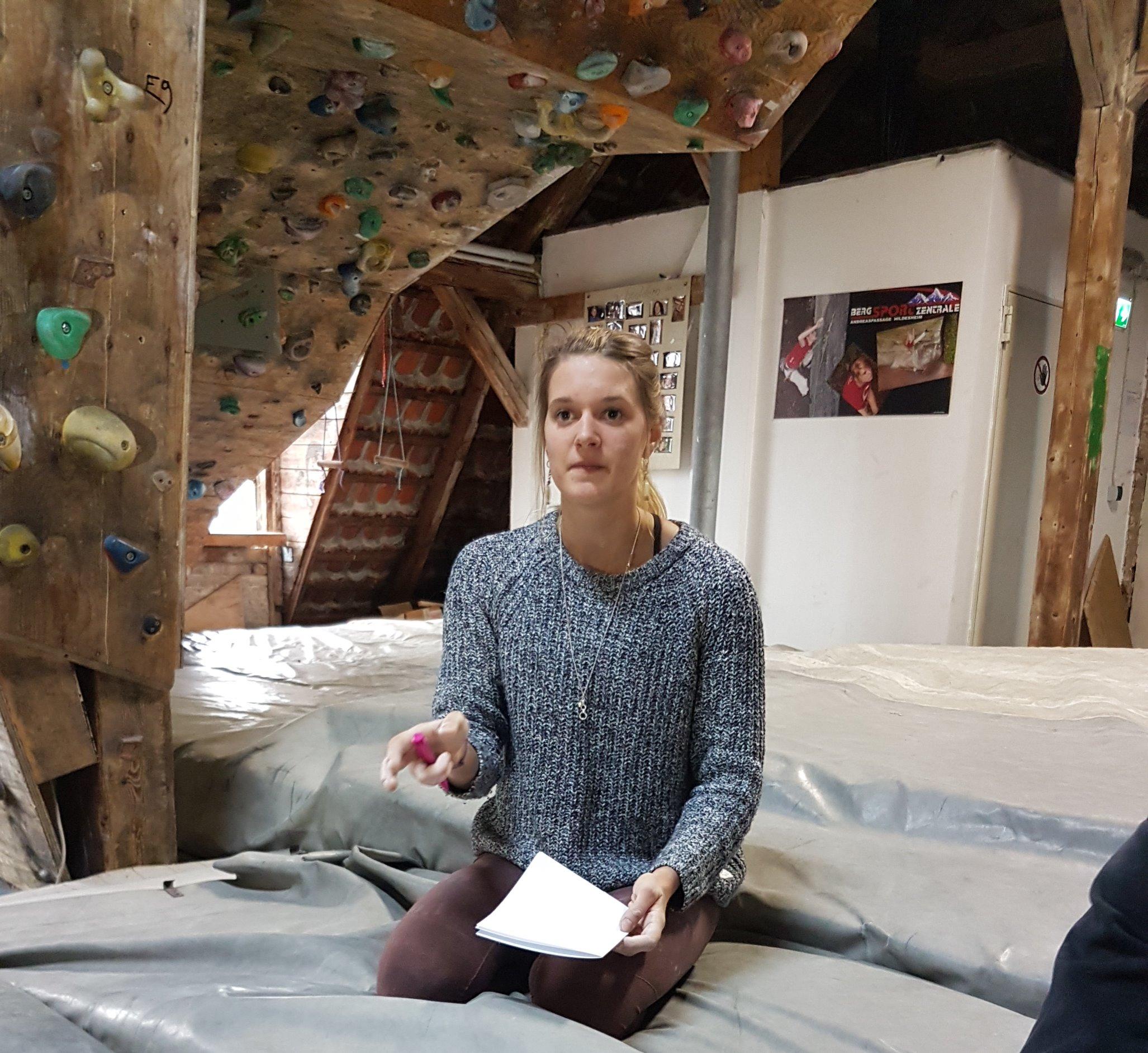 Workshopwochenende mit Lena Herrmann