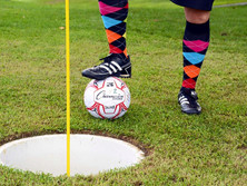 Join us and play Foot Golf