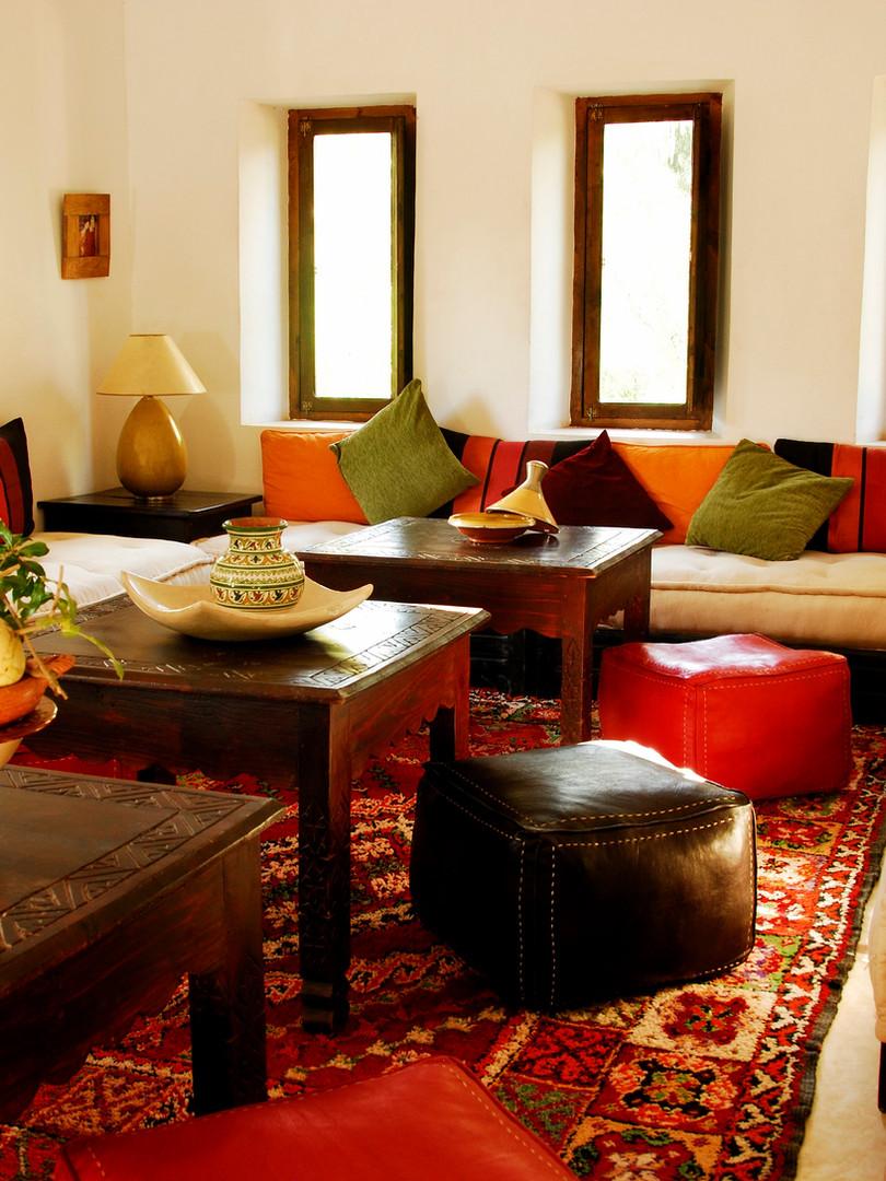 Between tradition and modernity a comfortable kasbah at Kasbah Azul