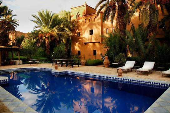 maison d'hôtes kasbah azul agdz
