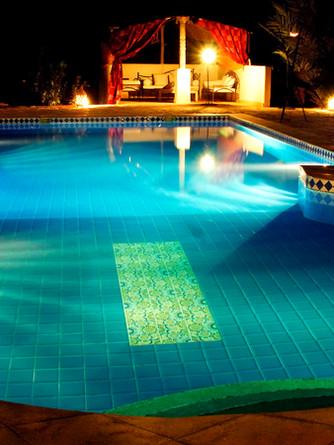 Hébergement avec piscine dans la vallée du Draâ