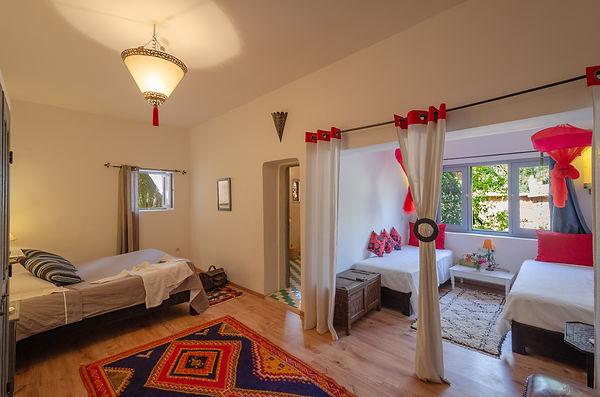 hotel confort sud du maroc
