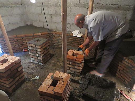 construction_du_hammam_à_la_kasbah_azul.
