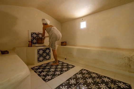 riad-hotel-with hammam agdz draa valley south of morocco