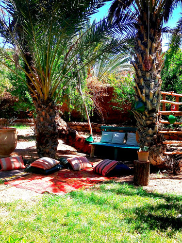 Design Garden Kasbah Azul