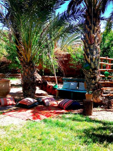 Jardin Design Kasbah Azul