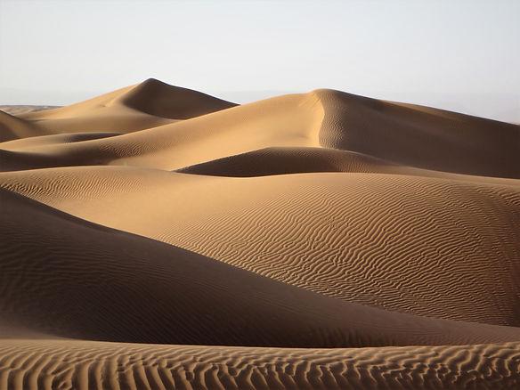 desert sud du maro proche de l'hotel kasbah aul agdz