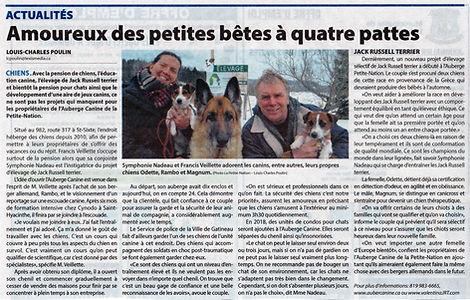 jack russell terrier breeder éleveur éthique