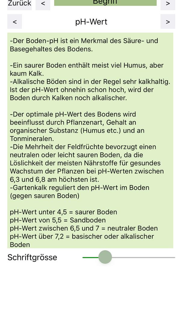 Bodenlexikon