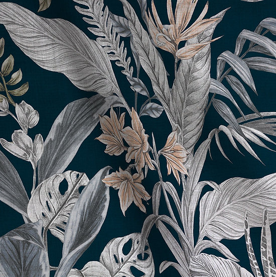 South Pacific Linen Cotton Fabric