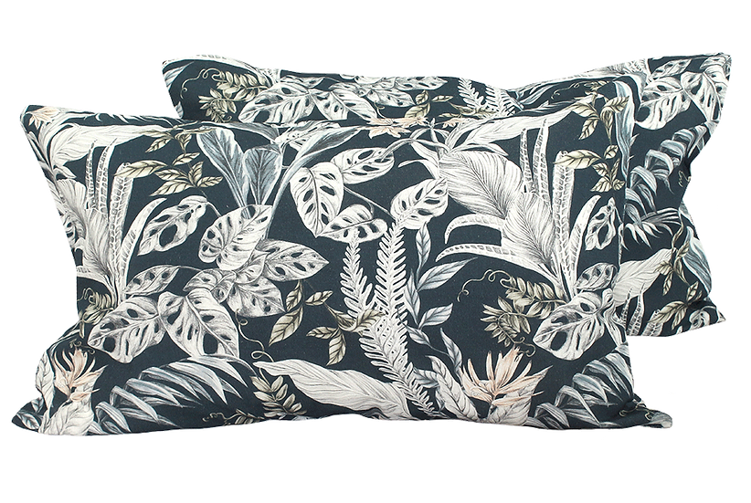 South Pacific Pillowcases - Pair