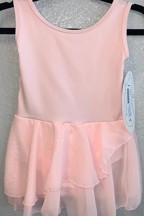 Rhinestone Petal Dress