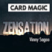 Zensaton by Vinny Sagoo and Neo Magic and Attraction Tipple and 3 Coin Monte Mentalism