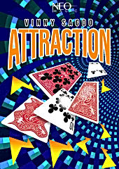 Attraction by Vinny Sagoo Wild Card Magi
