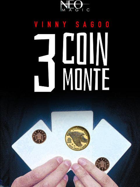 3 COIN MONTE