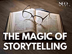 The Magic of Storytelling Blog by Vinny