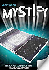Mystify by Vinny Sagoo Best Book Test.jp