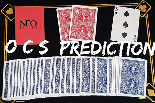 OCS PREDICTION