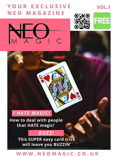 Neo Magazine - Vol 1