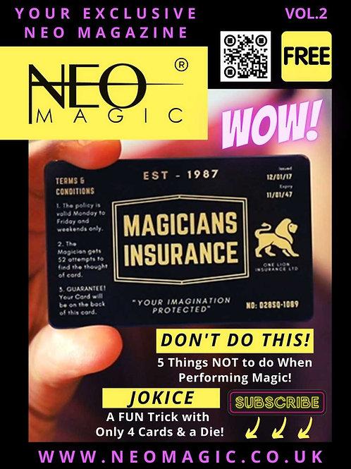 Neo Magazine - Vol 2