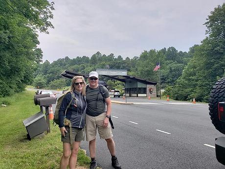 AT Trail Shuttles