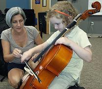 Private cello lessons Hilton Head