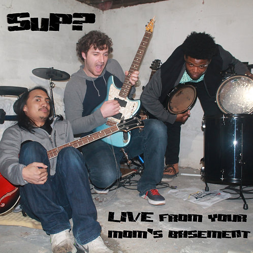 LIVE From Your Mom's Basement