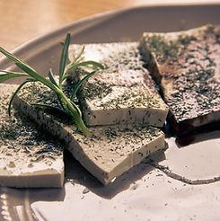 Tofu alle erbe