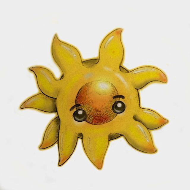 #sun #draw