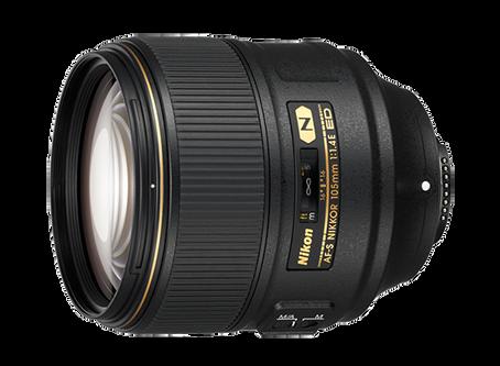 Nikon'dan yeni Bokeh Kralı: Nikkor AF-S 105mm f/1.4E ED Objektif