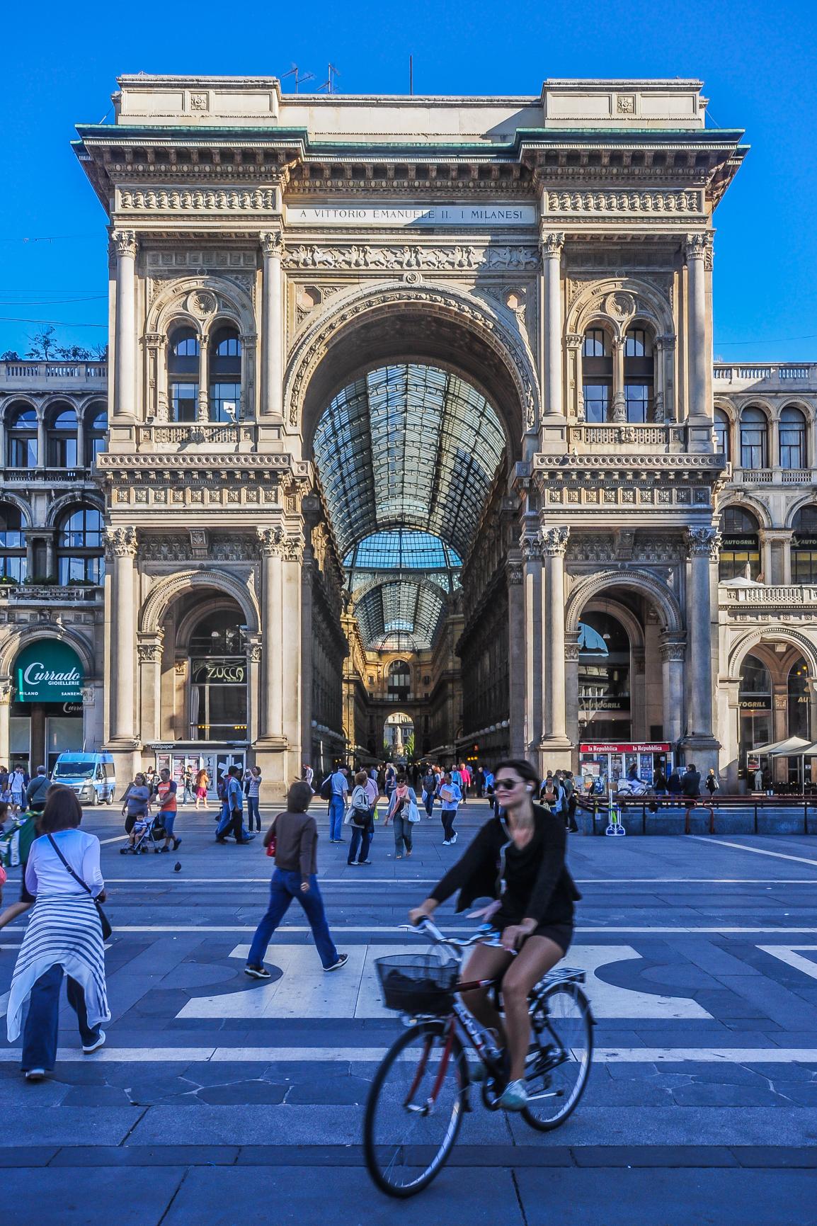 G. V. Emanuele II Milano / Italy