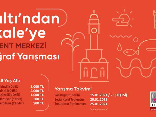 Kemeraltı'ndan Kadifekale'ye - İzmir Tarihi Kent Merkezi Fotoğraf Yarışması Sonuçlandı!