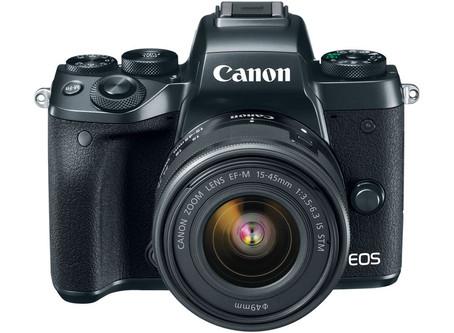 Canon Yeni Aynasız Kamerası EOS M5 ve EF-M 18-105mm f3.5-6.3 IS STM Objektifi Duyurdu.