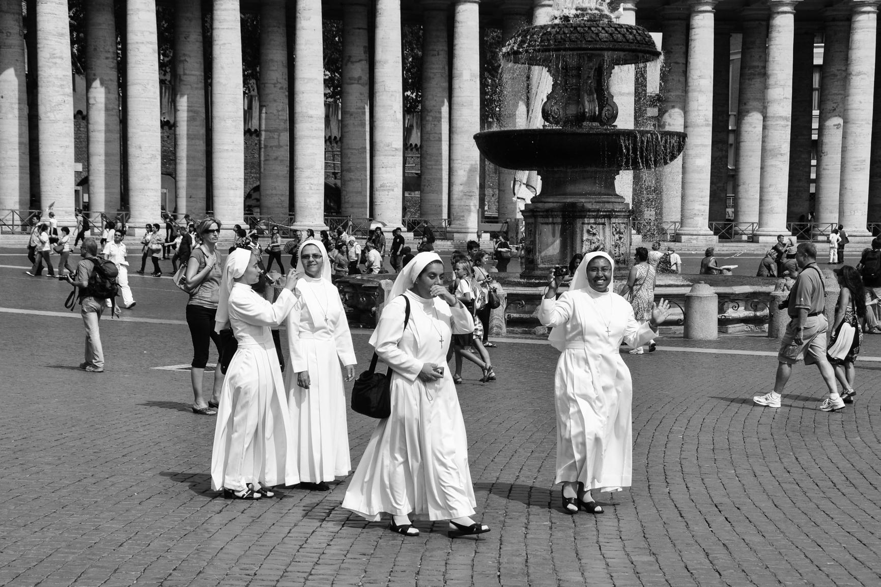 Piazza San Pietro. Vatican