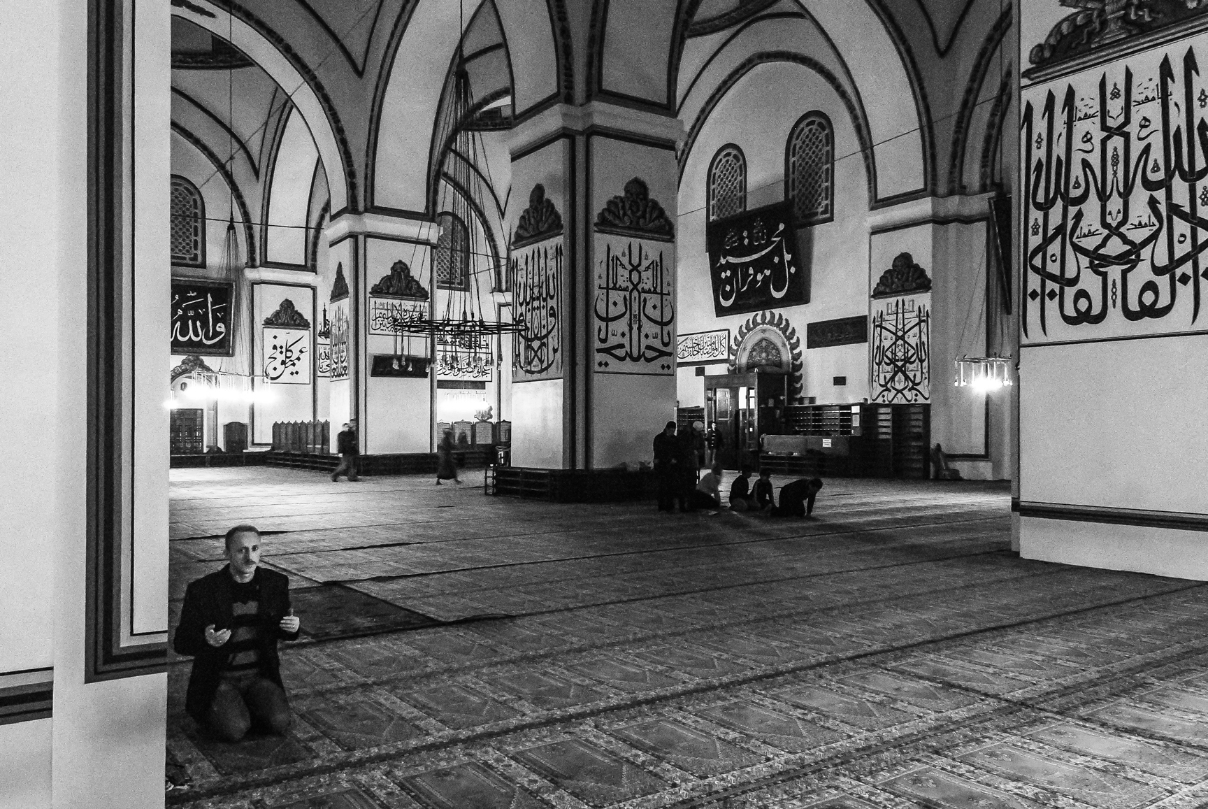 Ulu Cami. Bursa / Turkey