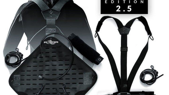 RAZOR Sidemount System 2.5 Complete Black Edition