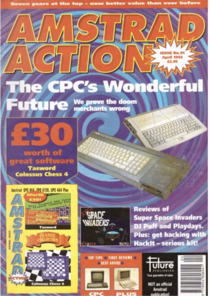 Amstrad Action