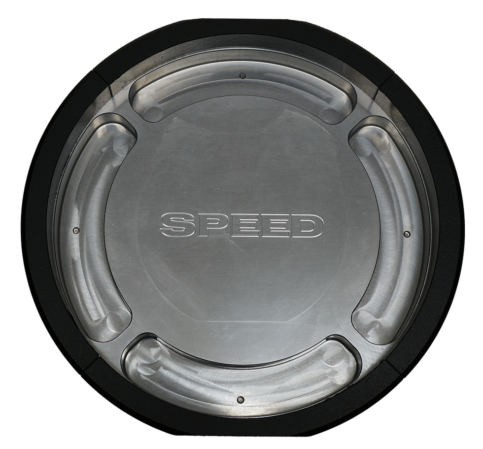 Top of SPEED Mac Pro Cooling Base