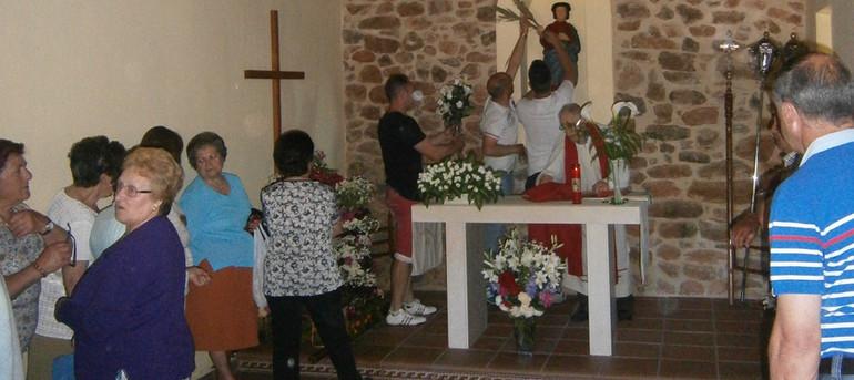 Procesión San Pelayo Modino