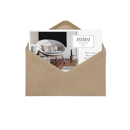 HomeCity Postcard Mailings
