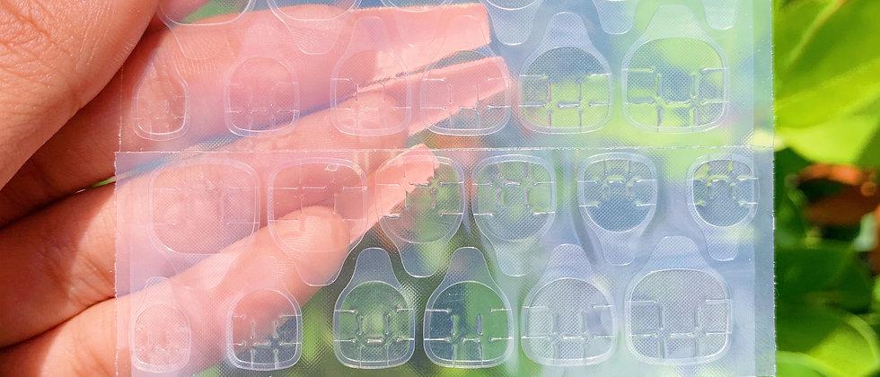 Reusable Nail Glue Tabs